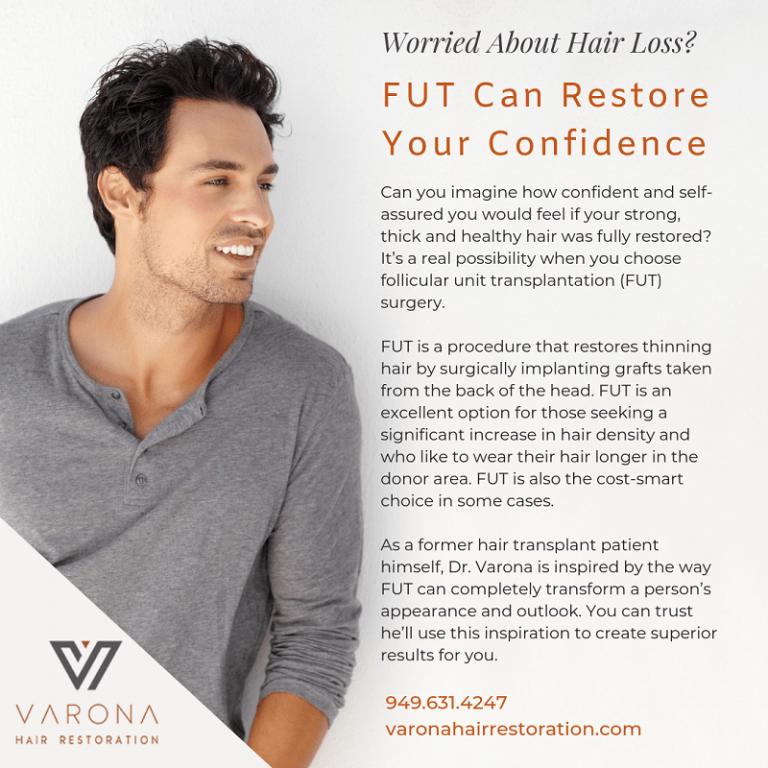 Varona FUT procedure poster